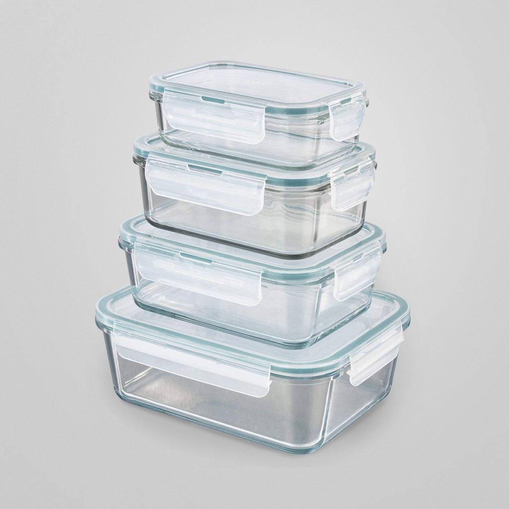Frischhaltedosen aus Glas - eine gute Alternative. Details & Bestellung