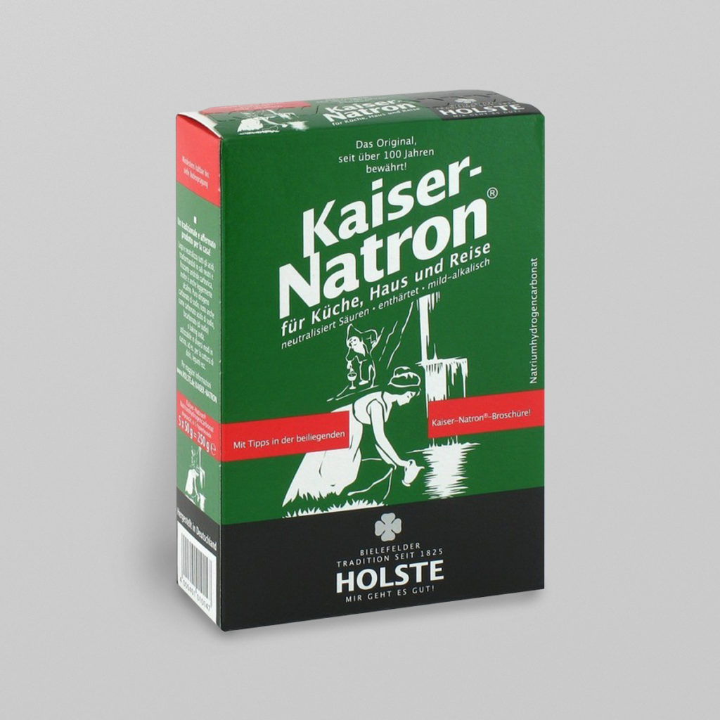 Kaiser Natron sollte in keinem Haushalt fehlen - ein Wundermittel, das so gut wie alles kann! Details & Bestellung
