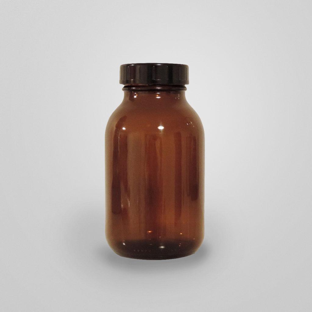 Apothekerglas Das hochwertige Universalglas ist genial geeignet zur Aufbewahrung lichtempfindlicher Dinge wie Gewürze & Kräuter. In verschiedenen Größen erhältlich. Qualität Made in Germany. Details & Bestellung