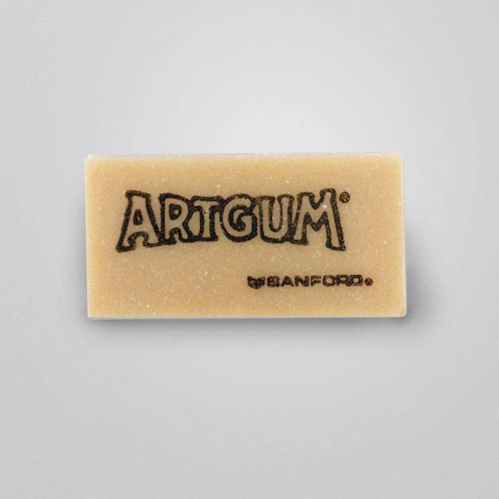 Artgum Radiergummi Grafit und Schmutz werden entfernt ohne Schmierspuren zu hinterlassen.  Details & Bestellung