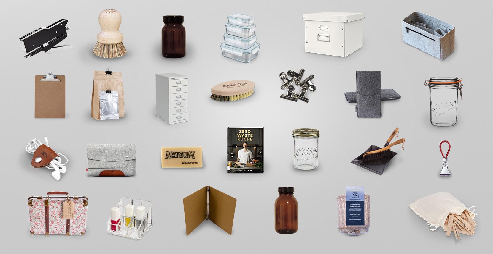 Store Professional Organizing - Laden der Dinge